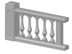 Balustrades and handrails